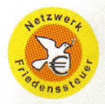 Friedenssteuer-Logo